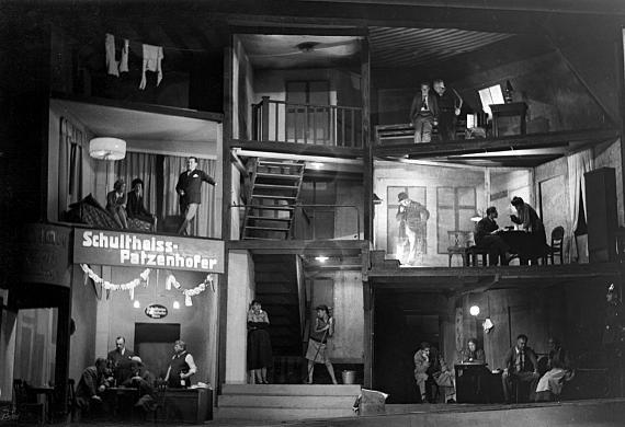 Theatre at the Museum für Fotografie