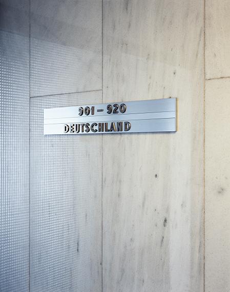 Brandstwiete Nr. 9 / 001, 2011 aus der Serie Der Spiegel 1969–2011, Hamburg Brandstwiete© Andreas Gehrke
