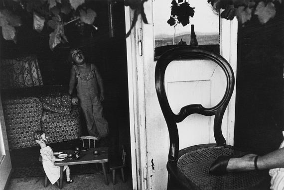 Helga ParisAhrenshoop, 1984Silbergelatineabzug25 cm x 37,6 cm
