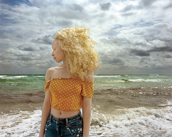 Rania Matar, Rayven, Miami Beach, Florida, 201925 1/2 x 30 inches - (other sizes & pricing available)Pigment print from a limited edition of 8Rayven, Miami Beach, Florida, 2019