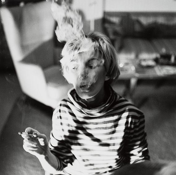 Barbara Niggl RadloffLale Andersen, Munich, 1962© Münchner Stadtmuseum