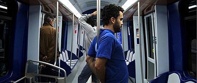 Linea 10, Madrid, 2007, 37 x 90 cm © Pablo Zuleta Zahr