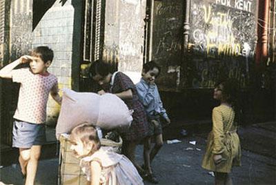 © Helen Levitt, New York 1972