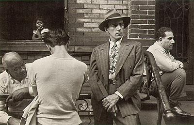 © Helen Levitt, New York 1942