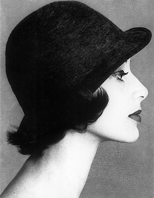 Roland Pleterski Doris Cooper, Model. New York 1950er © WestLicht