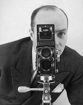 Roland Pleterski Selbstporträt, New York ca. 1956 © WestLicht