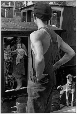 Bougival. Frankreich. 1956. © Henri Cartier-Bresson / Magnum Photos