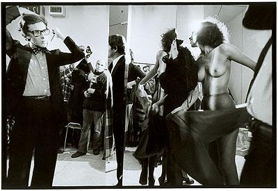 Yves Saint-Laurent 1978© Volker Hinz