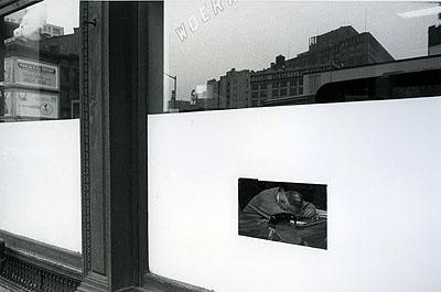 New York City, 1964 © Lee Friedlander courtesy Fraenkel Gallery, San Francisco