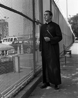 Portrait des Künstlers Jeff Koons aus Sante D'Orazios Serie