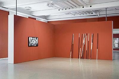 Simon Wachsmuth, Ansicht der Installation