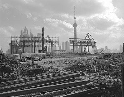Hans Scholten, Urban Future China 2005-2007 (Shanghai)