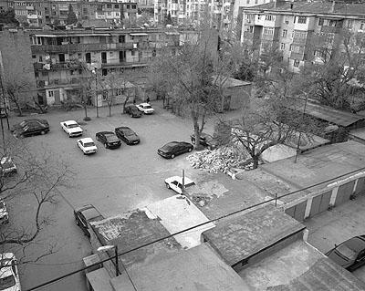 Hans Scholten, Urban Future Azerbaijan 2007 (Baku)