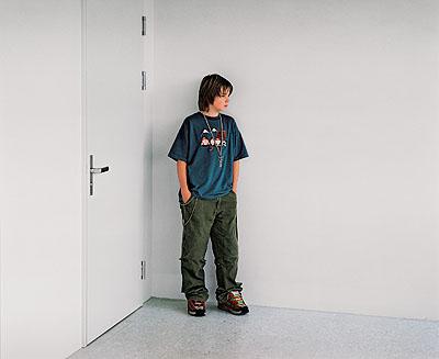 Nicolas Savary Michel, Bulle, 2005 © Savary