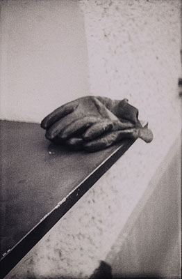 Eva Bertram | o.T., 1993, aus: INSELN | 21 x 30 cm