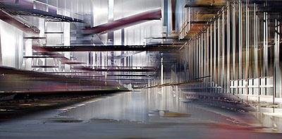 Sabine Wild . Kokerei Zollverein