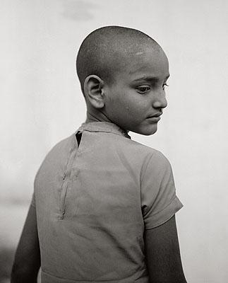 Fazal Sheikh , Simran, from the series Ladli, 2007© Fazal Sheikh