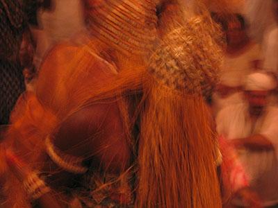 Maurício Dias & Walter Riedweg, CondombléC-Print 2007© Maurício Dias & Walter Riedweg. Courtesy Galeria Filomena Soares. Courtesy Galeria Vermelho, São Paulo