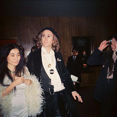 Gary Lee Boas : John Lennon & Yoko OnoCourtesy of Galerie Alex Daniels - Reflex Amsterdam and Gary Lee Boas