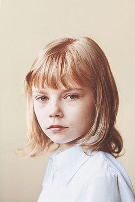 Marta, aus der Serie: Eleven 2, 2008, C-Print, 52 x 43 cm, © Monika Czosnowska