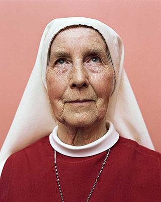 Sister Dominic 200661x74 cm
