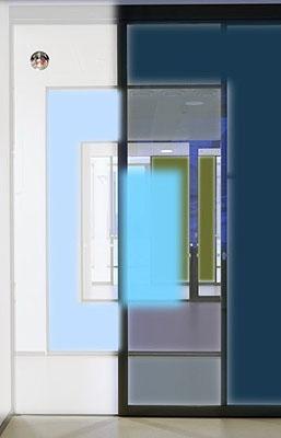 TILA (Passage VI), 2007, c-print, diasec, 195 x 125 cm, ed. 5