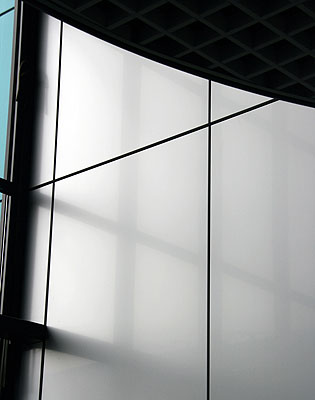geveldetail c-print 80 x 110 cm