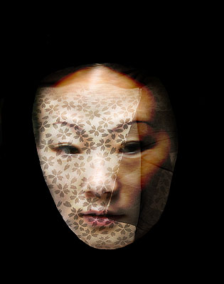 No-masker c-print 130 x 150 cm