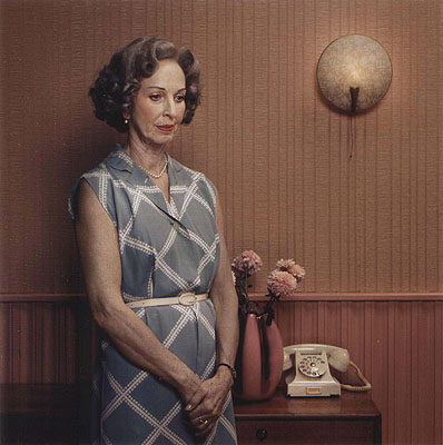 Erwin Olaf, RECENT WORKS, Hope, Portrait 1, 2005, courtesy of Hamiltons Gallery