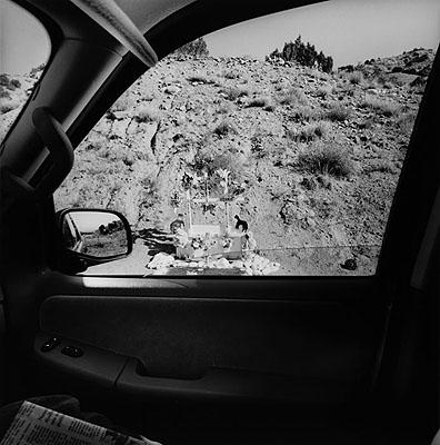 Lee Friedlander, 1685-19: New Mexico, 2005 © Lee Friedlander