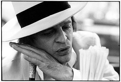 Klaus Kinski, Rom 1969 © Robert Lebeck