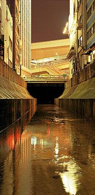 Naoya Hatakeyama, River Series #2, 1993-1996 (Coll. Huis Marseille)
