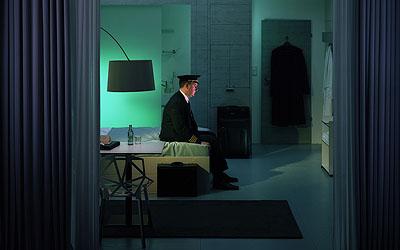 Room 509, 2007 – 100 x 140 cm C-Print, diasec, framed © In Sook Kim