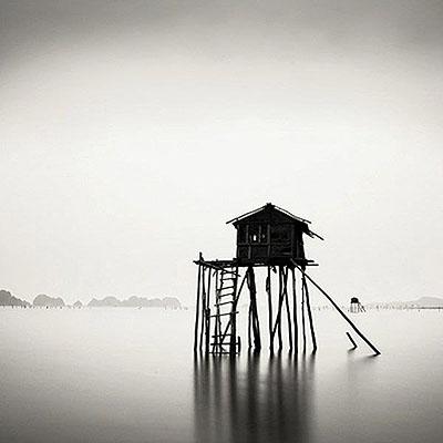 JOSEF HOFLEHNERFRAGILE HUTGulf of Tonkin, Vietnam, 2007