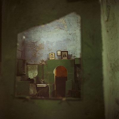 Hammam, Cairo, 2006. C-print, 80cm x 80cm