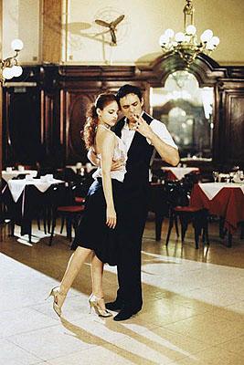 © Esther HaaseThe Beginning. Ana & Ignacio.Ideal. Buenos Aires. May 2008