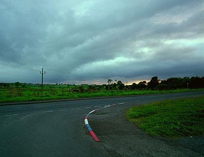 Paul GrahamFotografie aus der Serie TROUBLED LAND1984-86© Paul Graham, 2008