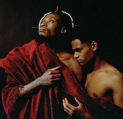 Rotimi Fani-Kayode, Every Moment Counts 1989