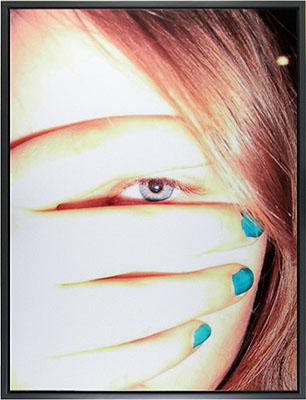 © Ole John Aandal, Juvenilia no 33 (Eye), 2009Courtesy Lautom Contemporary