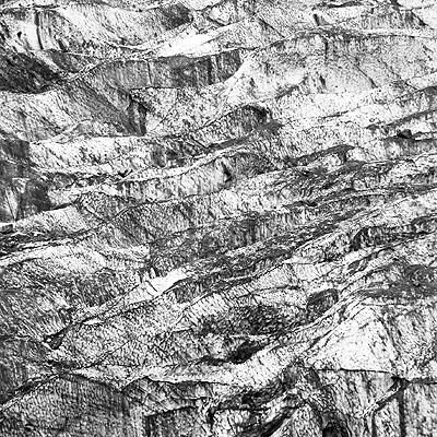 Gletscherfeld 10. Oktober 2002 © Detlef Orlopp