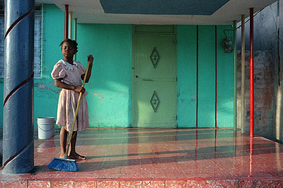 Jane Evelyn AtwoodHaiti, 2005-2007© photo Jane Evelyne Atwood