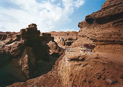 Canyon 2008 C-print, Diasec Edition 5 © Thomas Wrede