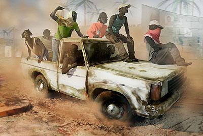 Jasper de Beijer, Udongo 08, 2009. Courtesy Galerie Nouvelles Images, Den Haag