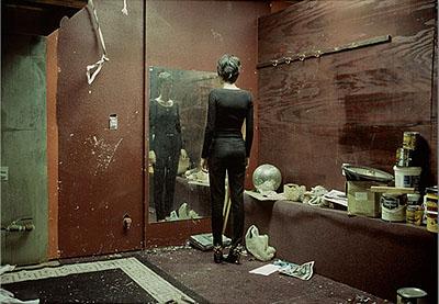 Lise Sarfati, Jennifer#01 Austin, TX 2008© Lise Sarfati, Courtesy Brancolini Grimaldi, Rome