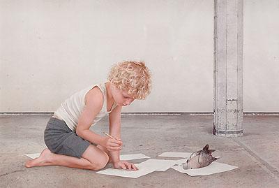 Loretta Lux | The Dove | 2006 Ilfochrom AbzugExemplar 20/20 | 30 x 40 cmSchätzpreis: € 12.000