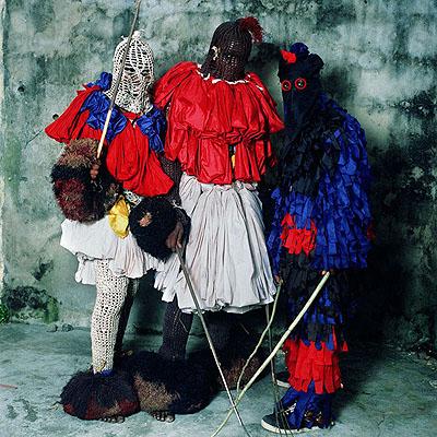 © Phyllis GalemboEkpeyong Edet Dance Group, Calabar, Nigeria