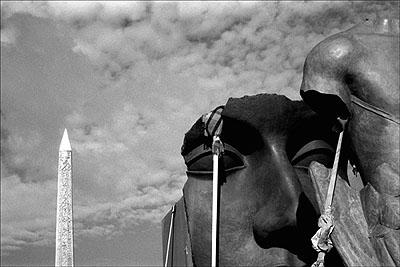 Place de la Concorde, Paris, 2004