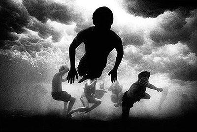 Trent Parke, 'Bondi Beach, Australia', 2000© Magnum Photos