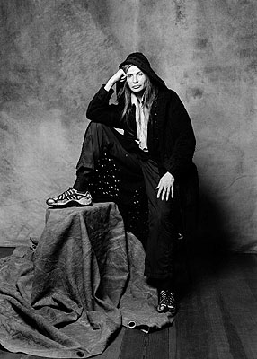 Hommage to Irving Penn