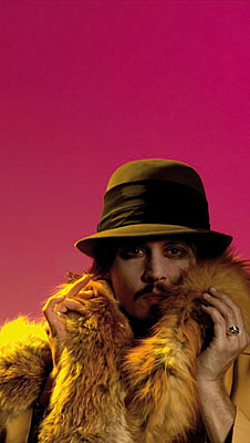Robert Wilson, Johnny Depp, 2006Music by Hans Peter KuhnText by T.S. Eliot and Heiner MüllerVoice by Robert WilsonCommissioned and produced by VOOM HDcourtesy of Neue Galerie Graz am Landesmuseum Joanneum